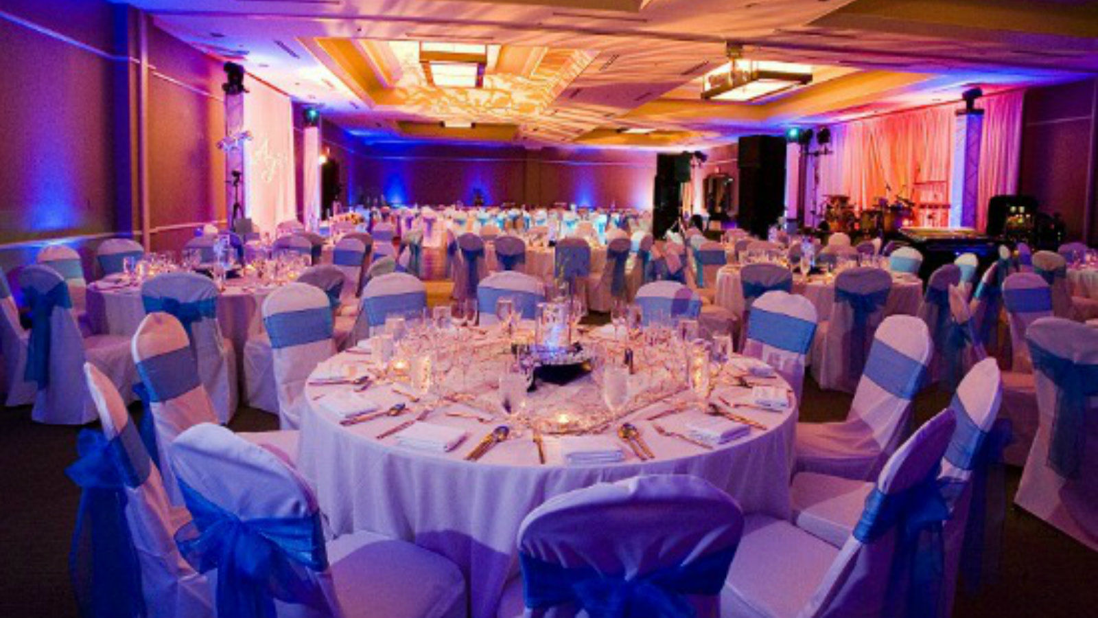 Tysons Corner Weddings | Ballroom